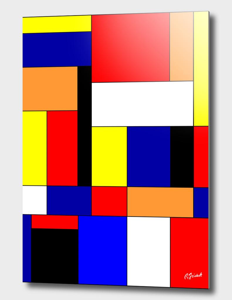 Mondrian #9