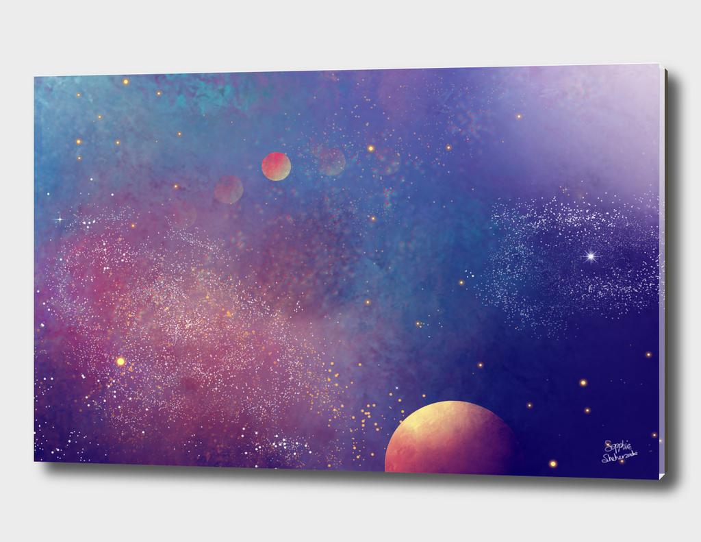 Galaxy Palette