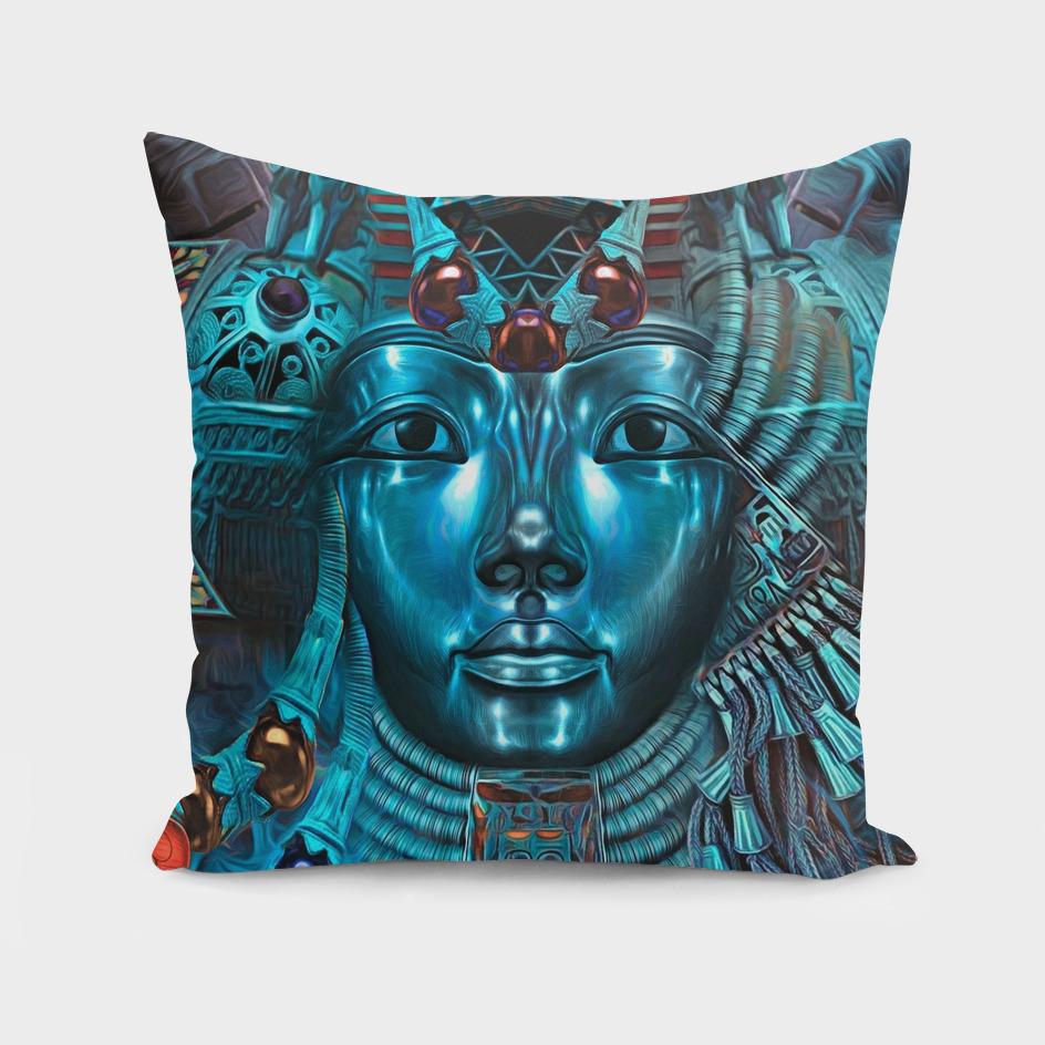 The Golden Egyptian Queen - Blue Nile