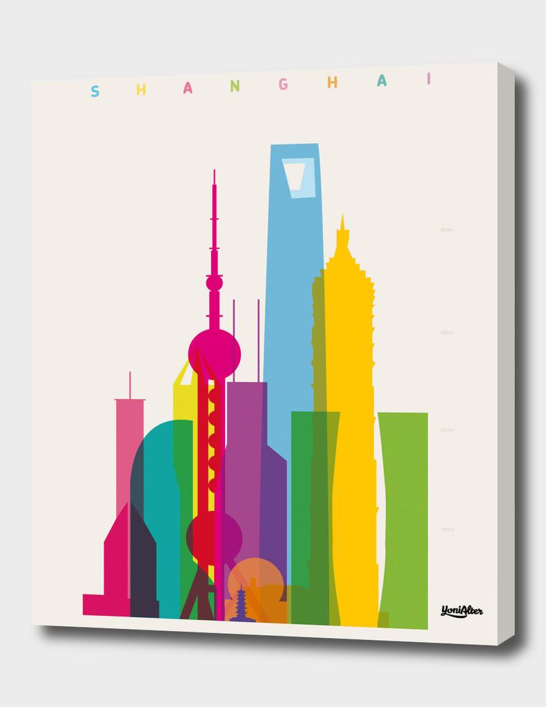 Shapes of Shanghai