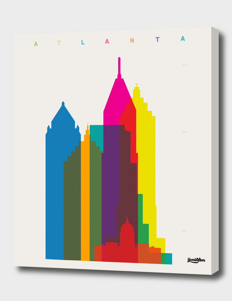 Shapes of Atlanta