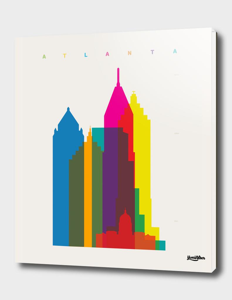 Shapes of Atlanta