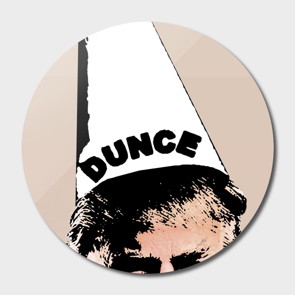 donald dunce