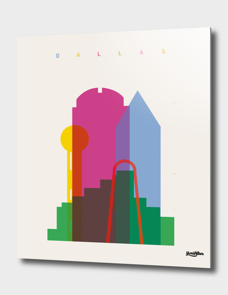 Shapes of Dallas