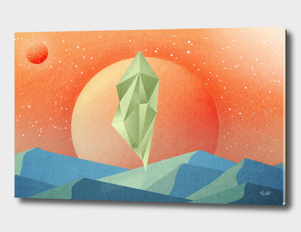 Dune Crystal