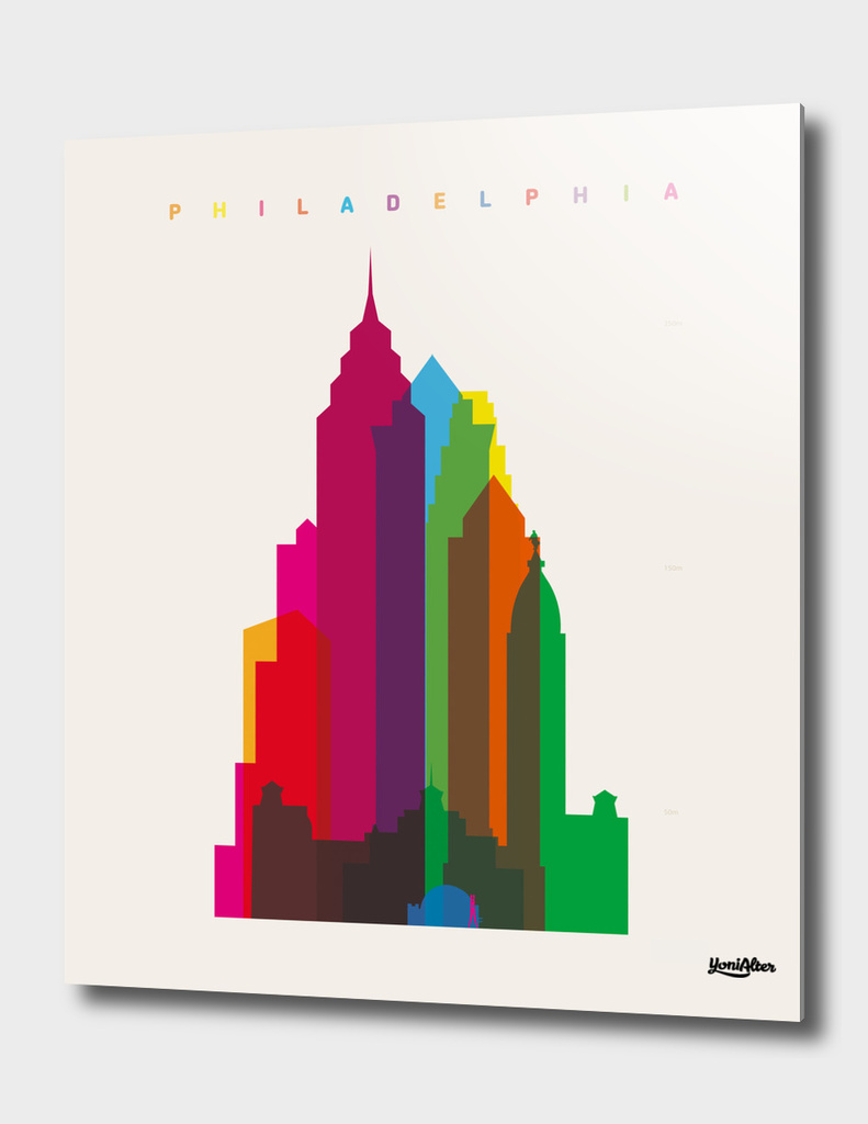 Shapes of Philadelphia