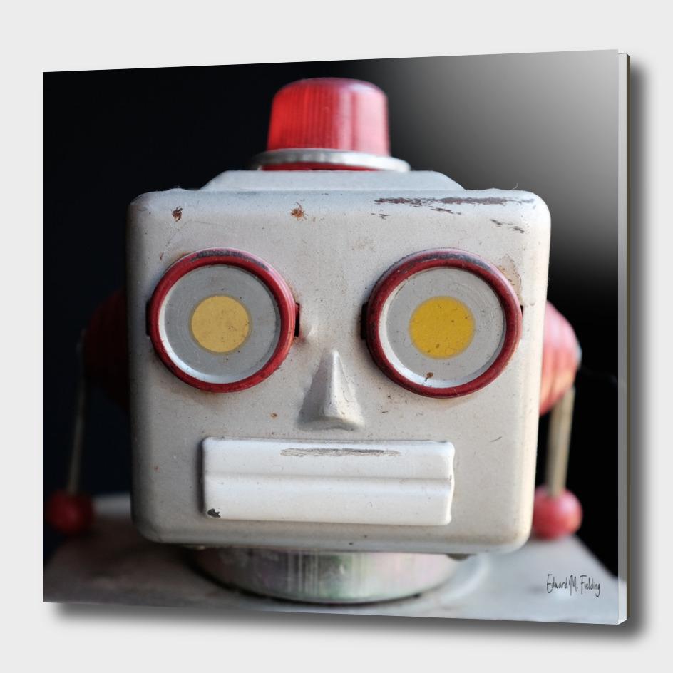Classic Vintage Robot