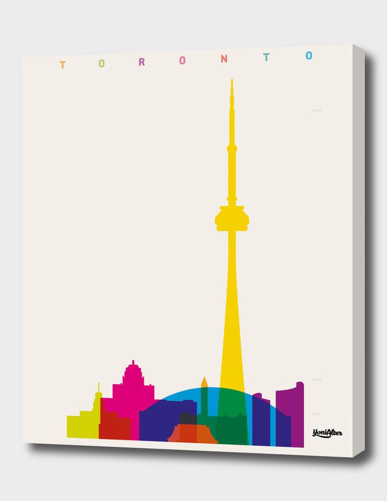 Shapes of Toronto