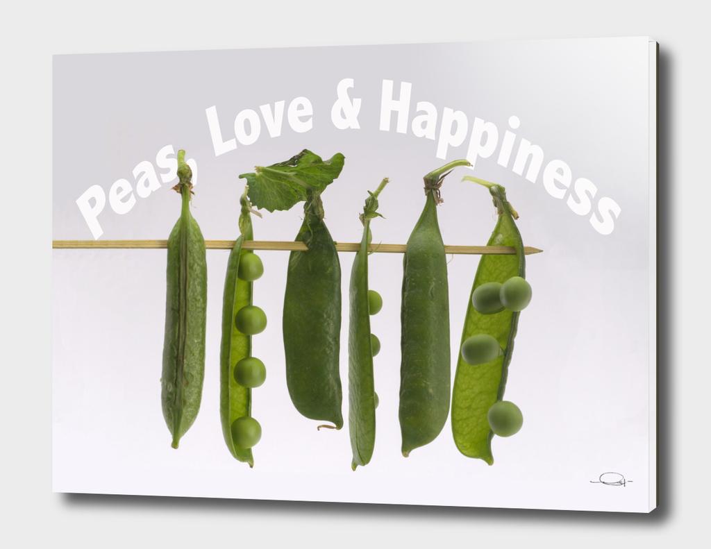 Peas Love