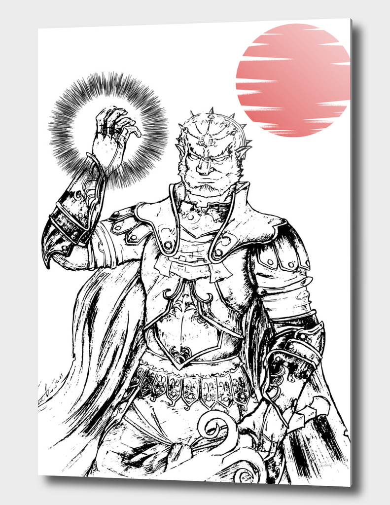Ganondorf | Artwork