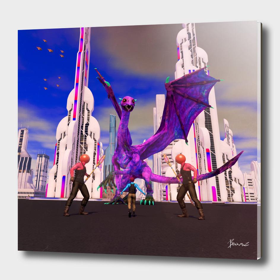 AC!D DREAMZ: Fighting the Dragon