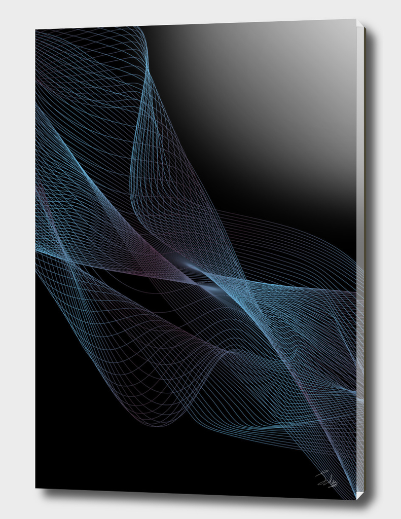 Abstract Waze Pattern