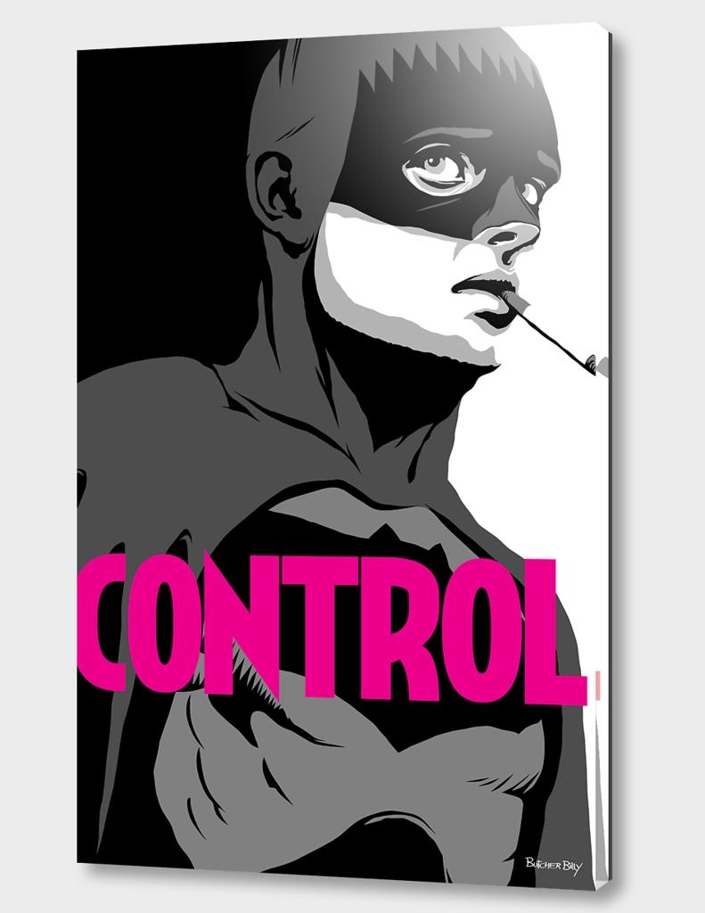 Control Black & White
