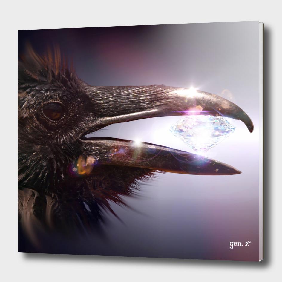 Diamond Raven by GEN Z