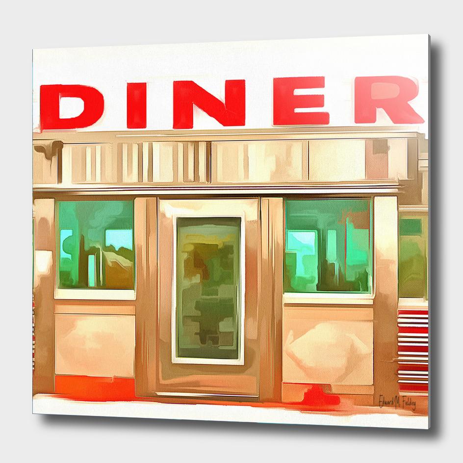 Classic American Diner