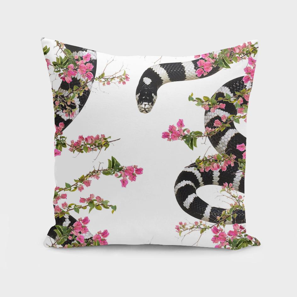 snake floral