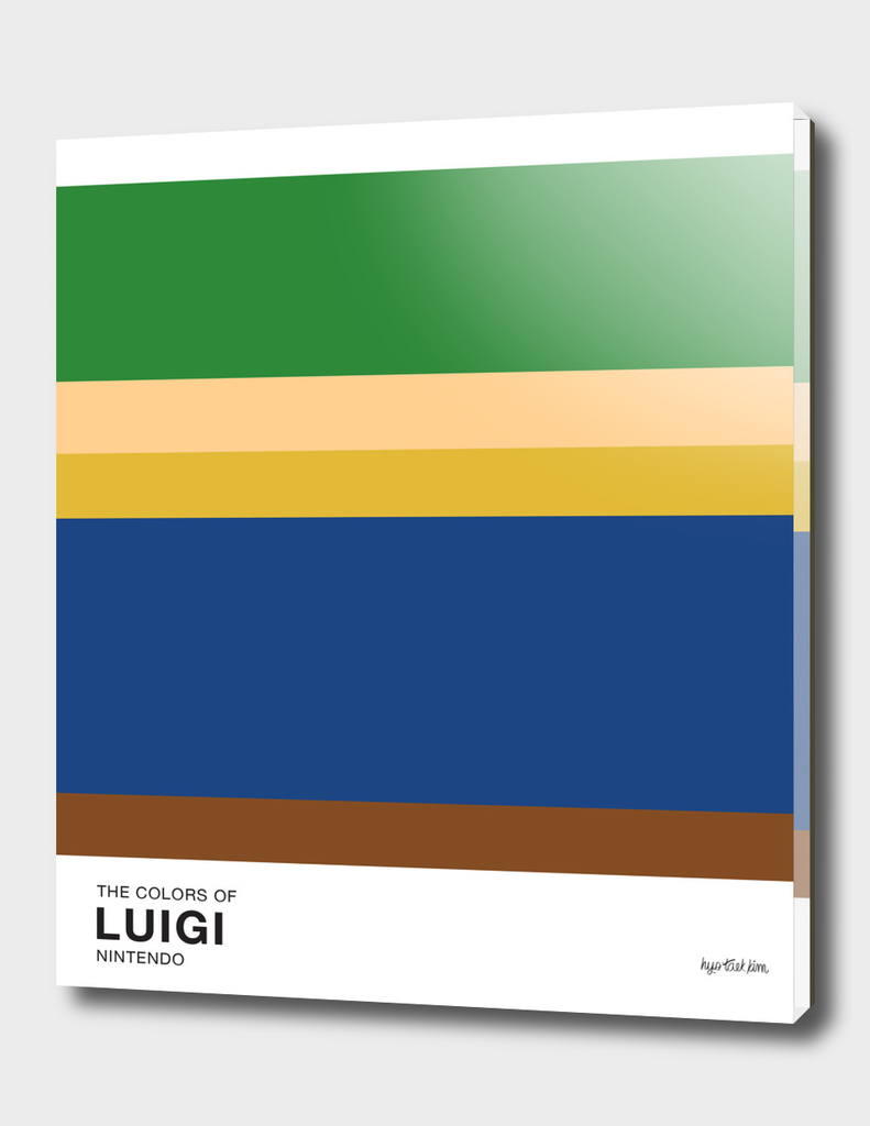 The Colors of Luigi