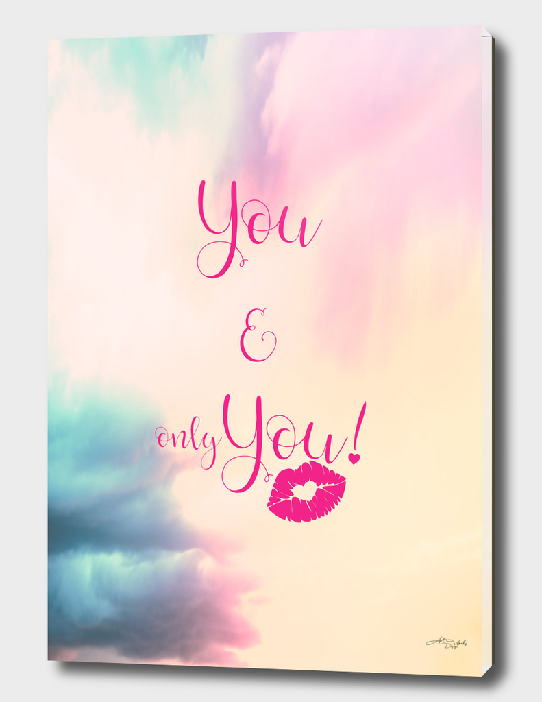 ❤️ You & only You! {}