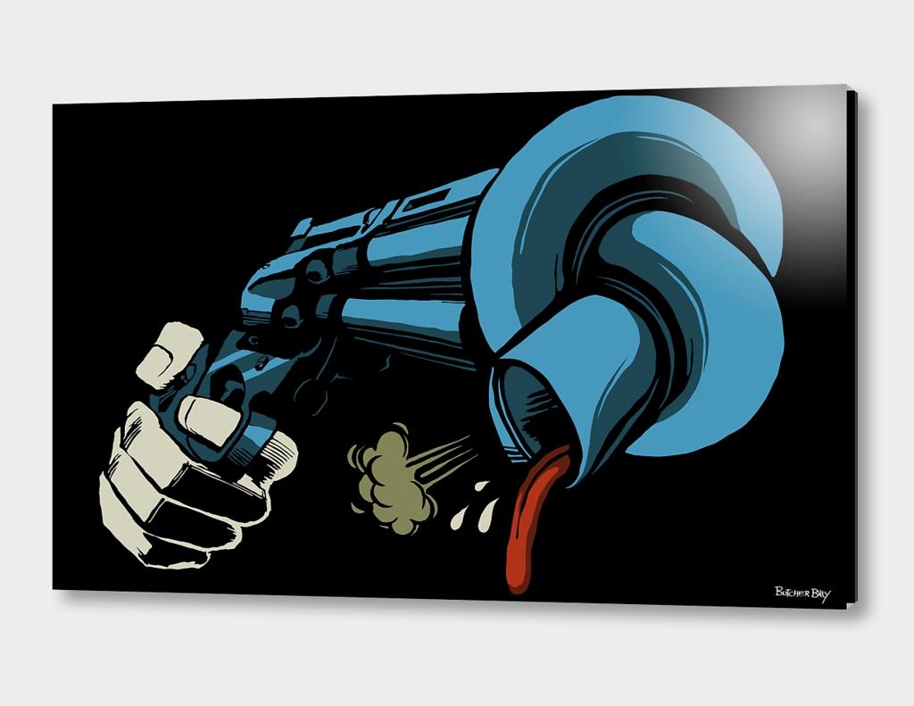 Crooked Gun
