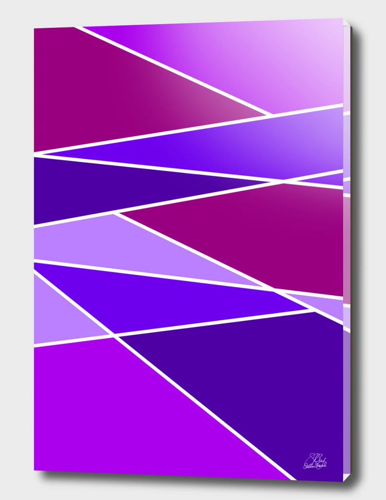 Broken Purple Hues