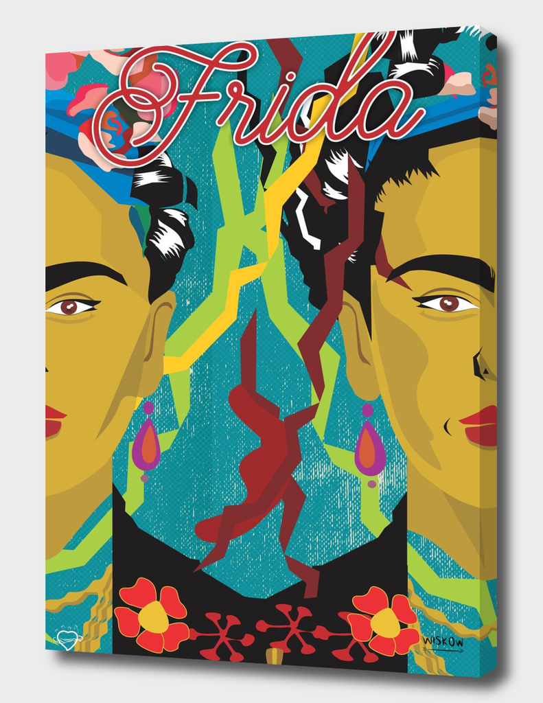FRIDAKAHLOcolors
