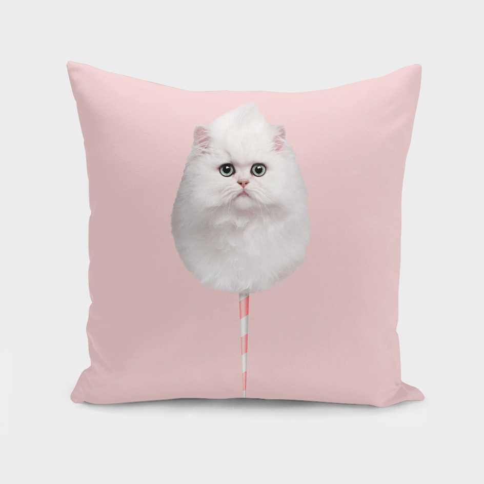 COTTON CANDY CAT