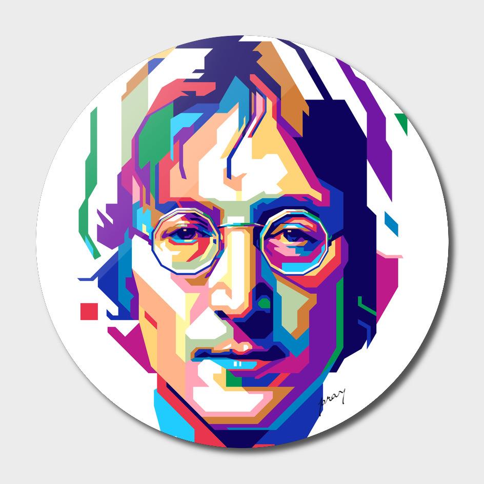 John Lennon in WPAP