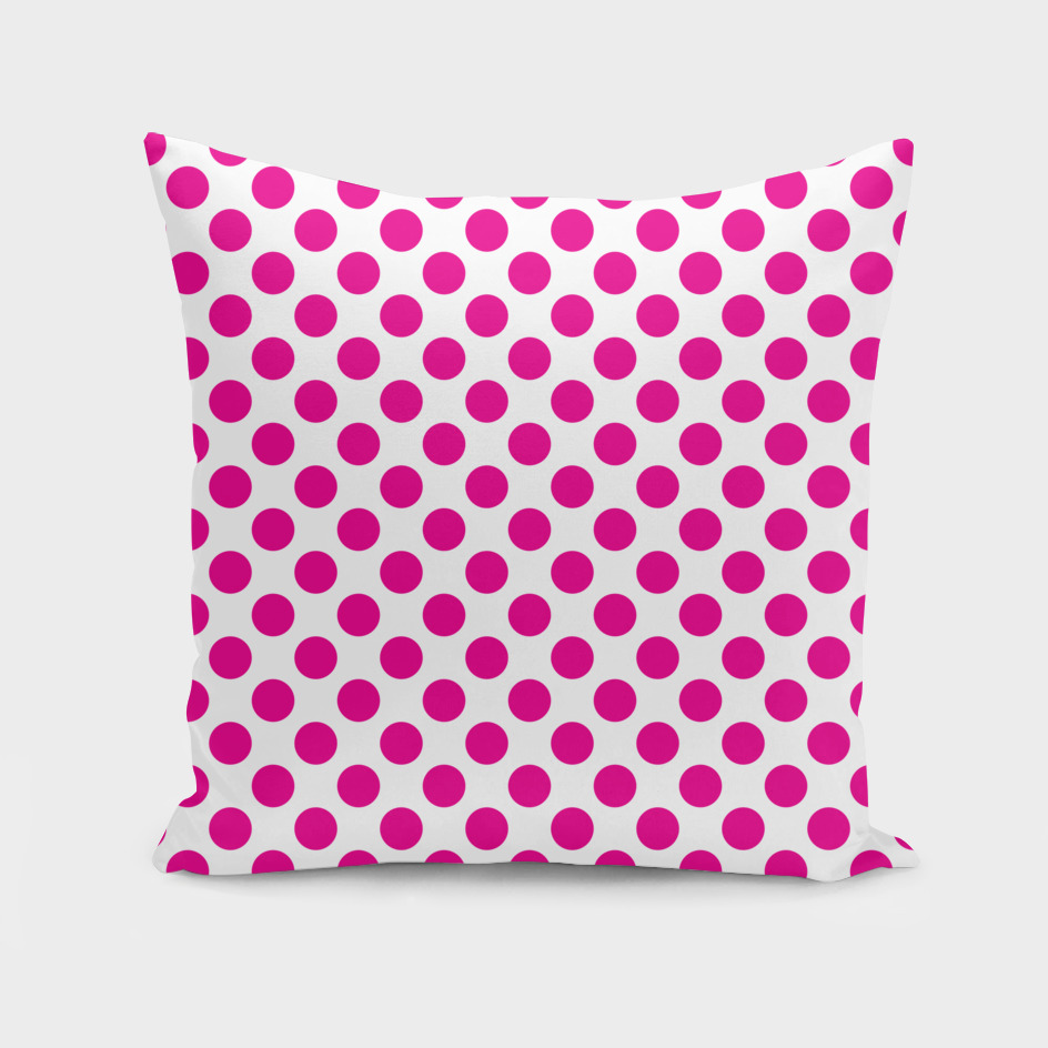 Pink Polka Dots