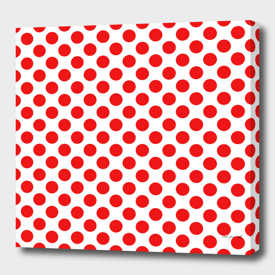 Red Polka Dots