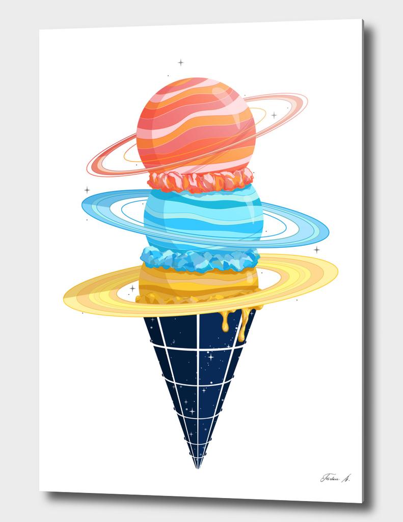 Space-Time Cone-Tinuum (Light)