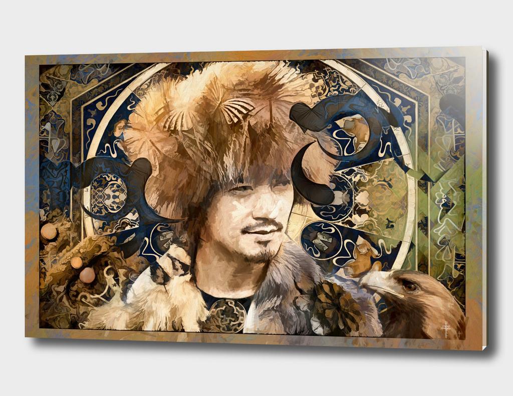 The Mongol Prince