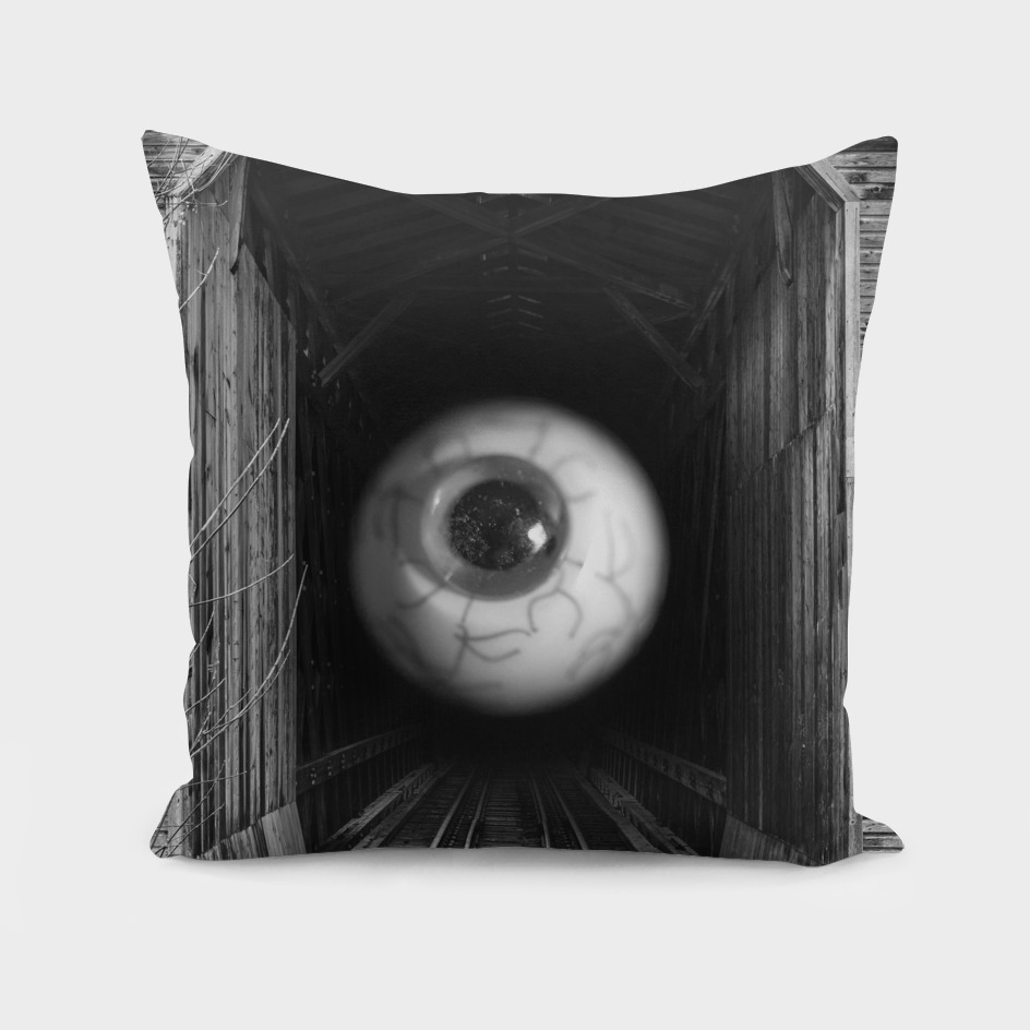The Mystical Eye Sees All And Knows All