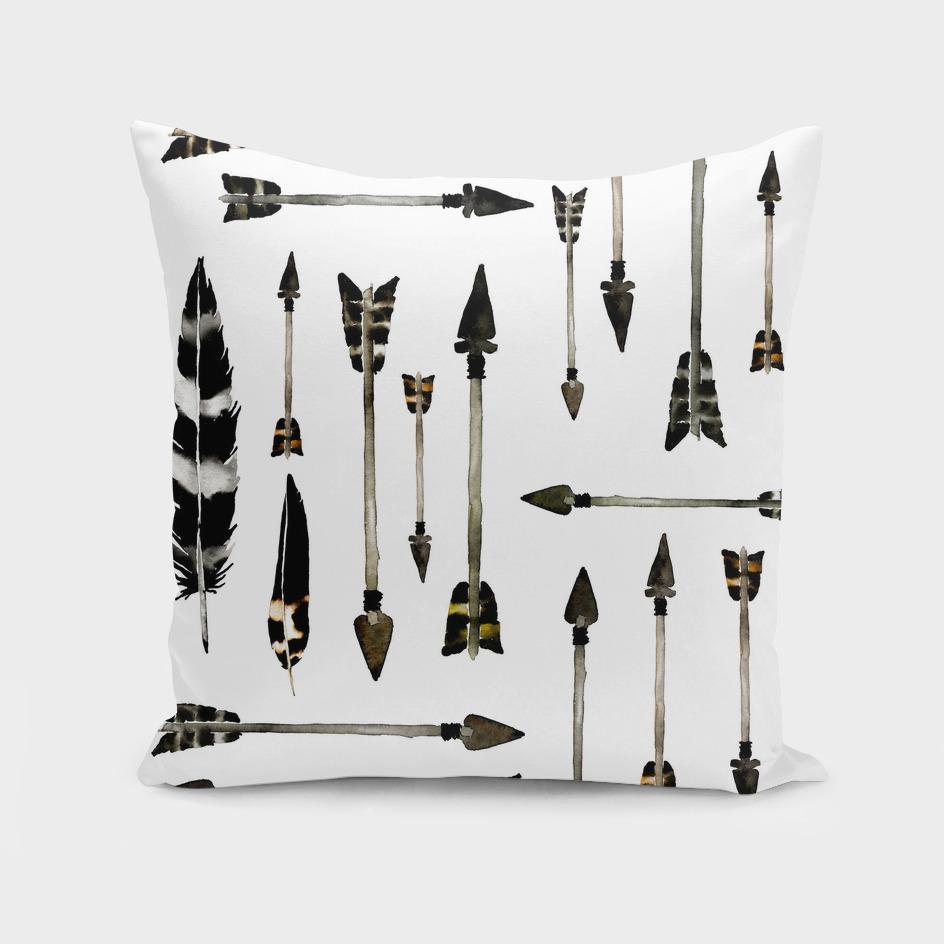 Stone Arrows