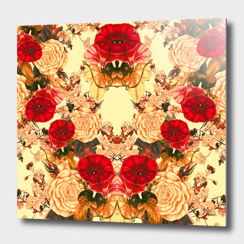 Floret Symmetry