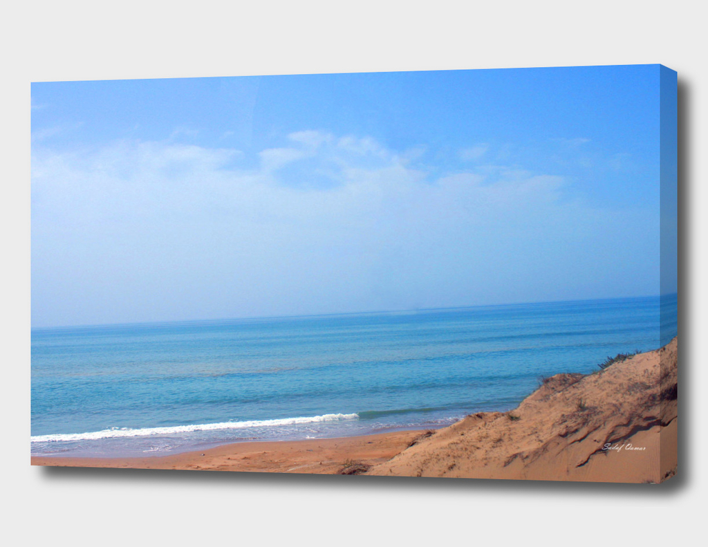 Balochistan- coastal highway