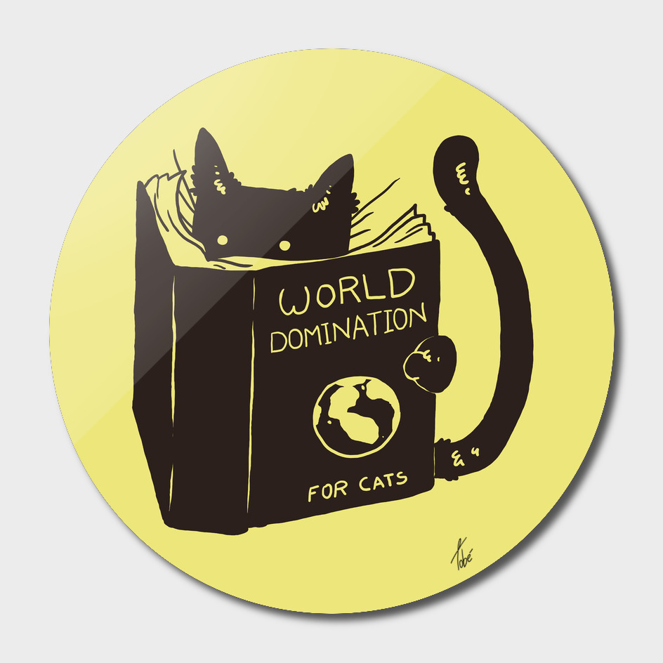 World Domination (for cats)