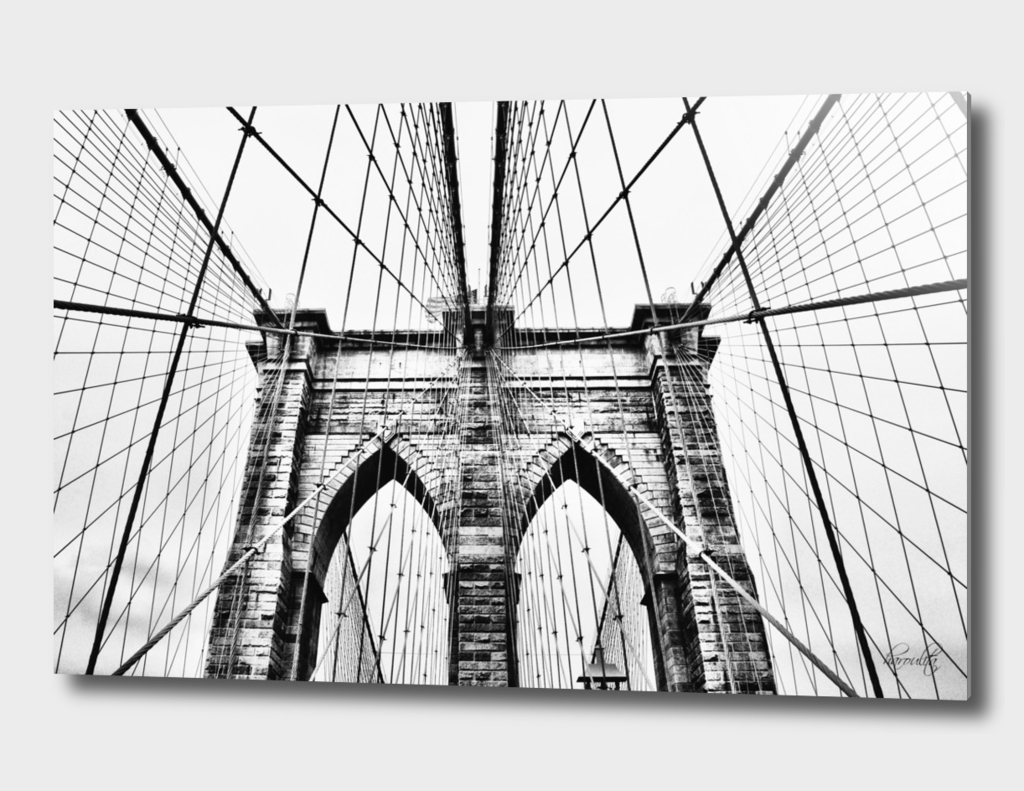 Brooklyn Bridge v