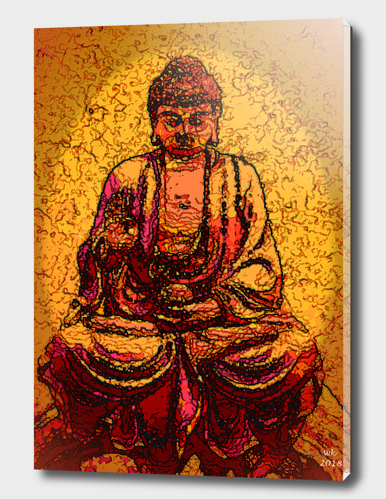 Looking For Buddha 11