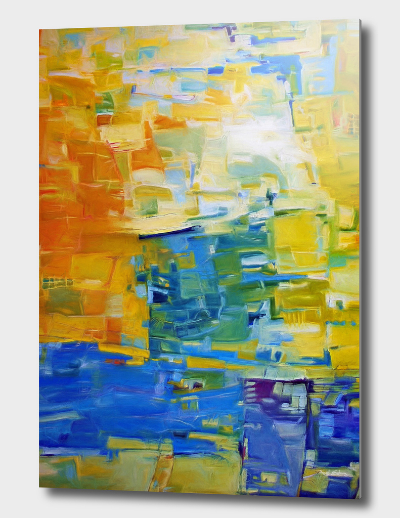 Abstract Composition 480