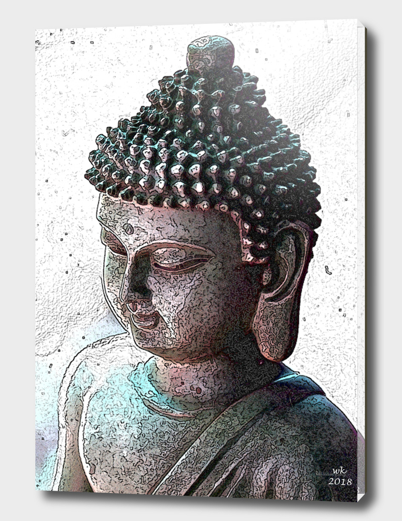 Looking For Buddha 32