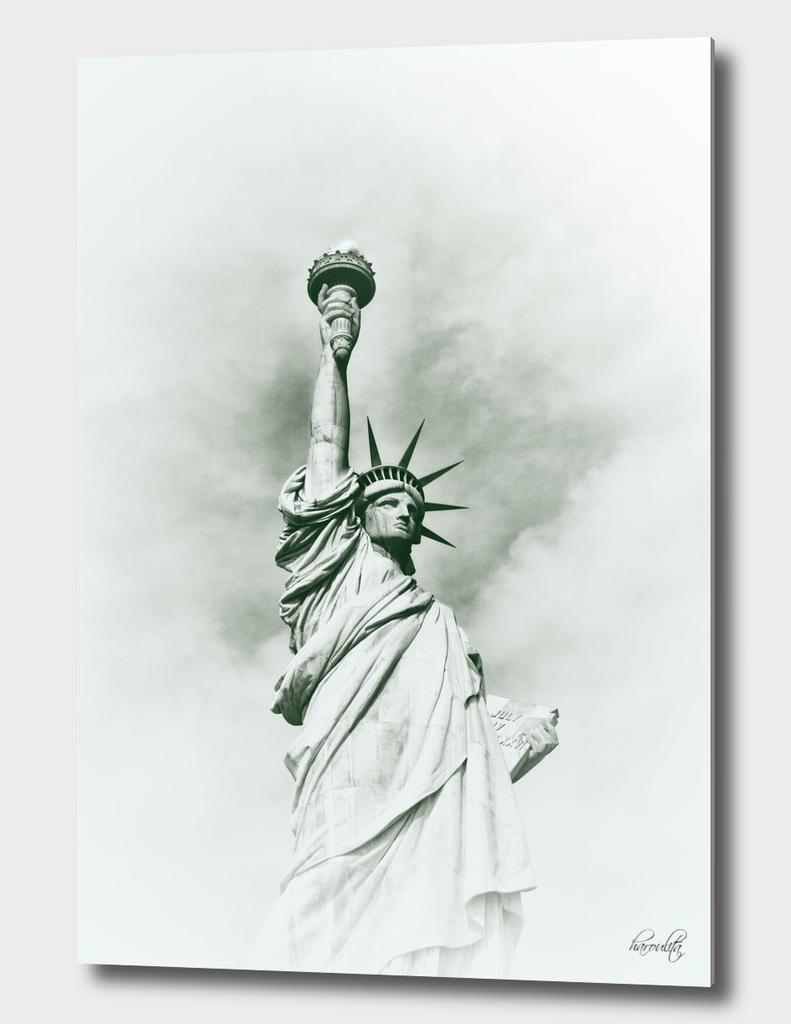 Statue of Liberty cv