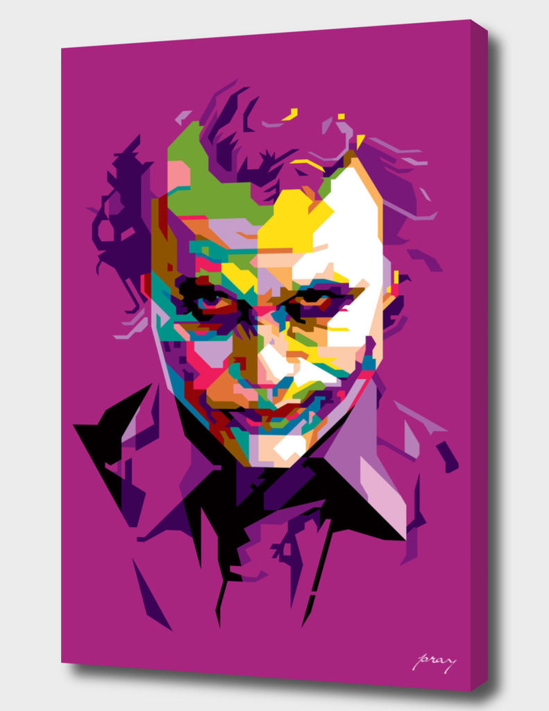 Heath Ledger in WPAP
