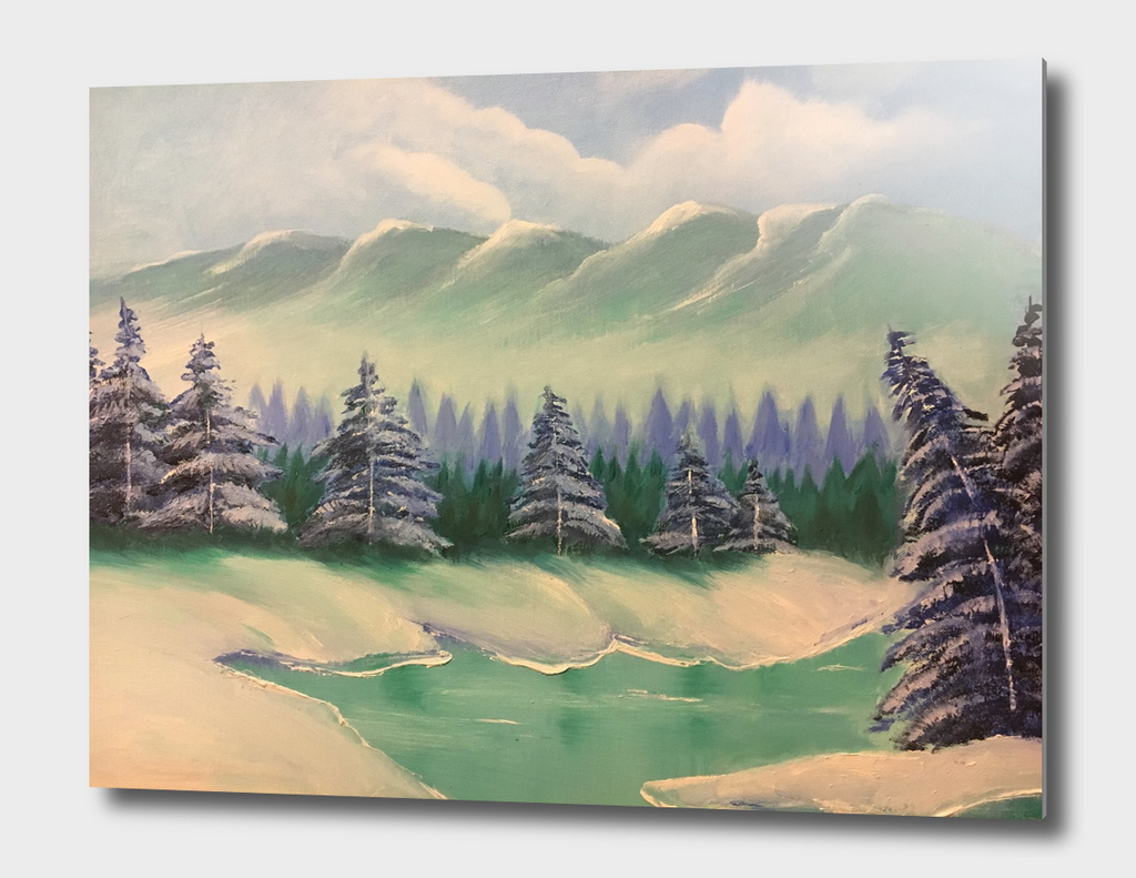 Snow Dream II
