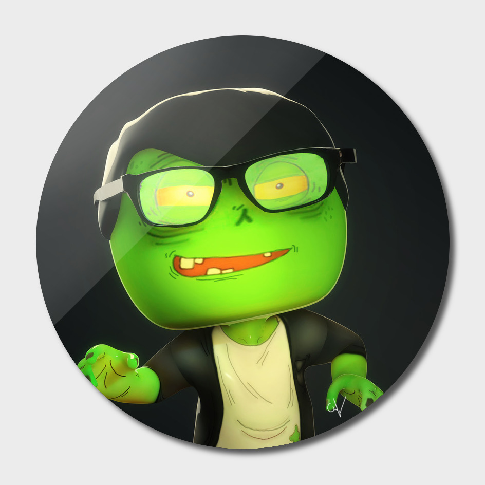 Stylist Zombie