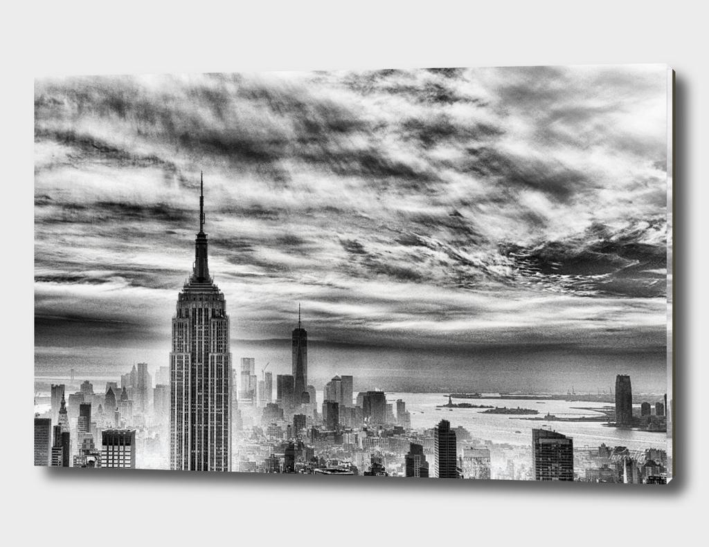 New York skyline xv
