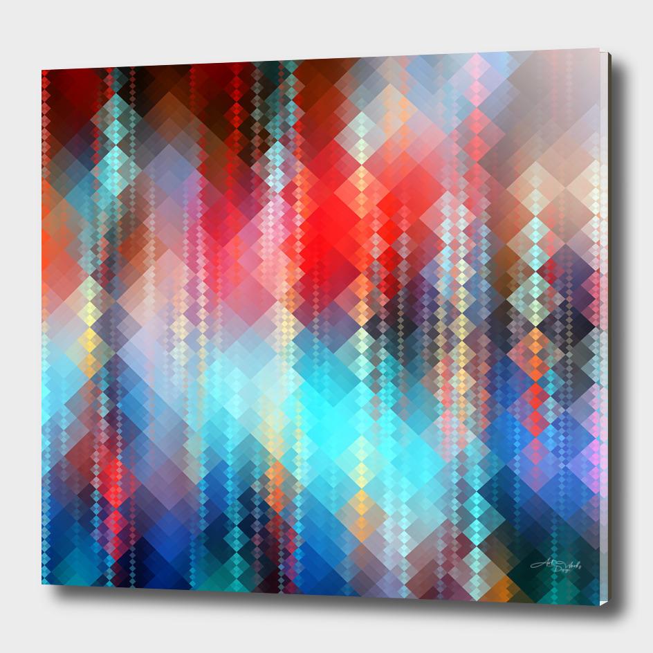 Fractal pixels