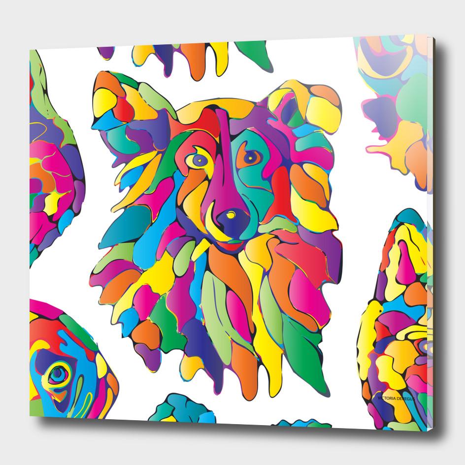 Dog Lovers by Victoria Deregus_02