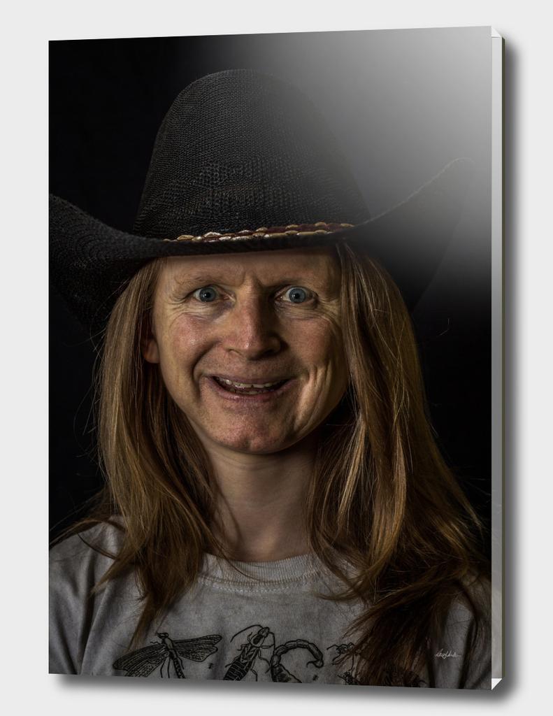 Creepy Cowboy