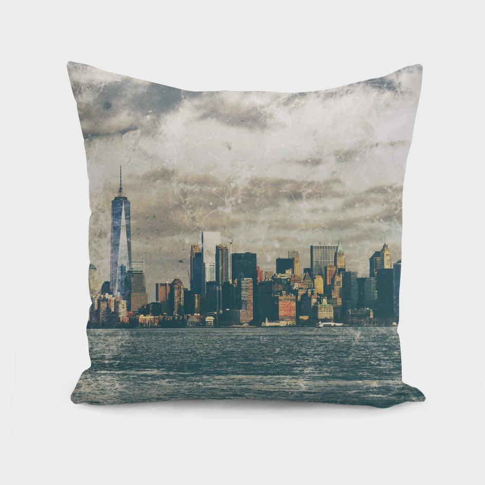 new york skyline i