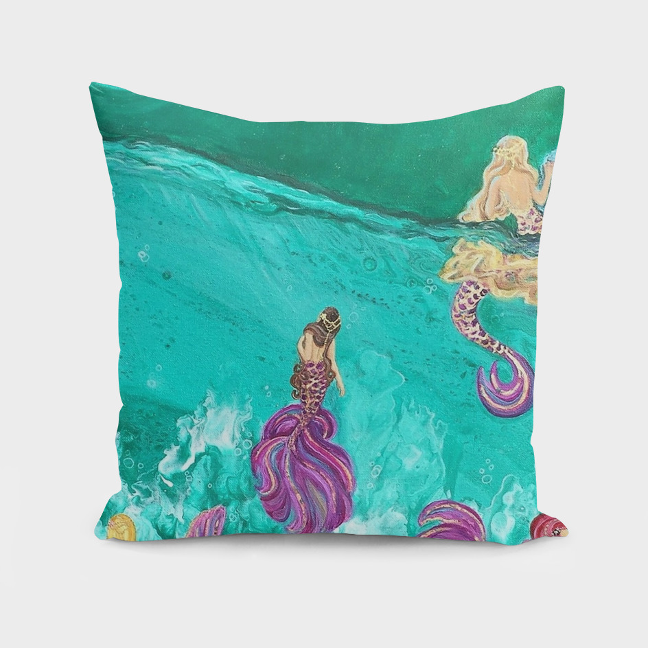 Sirena Vida Mermaid Art